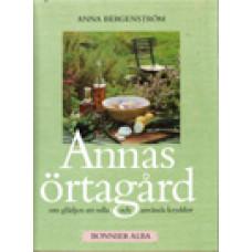 BERGENSTRÖM, ANNA: Annas örtagård