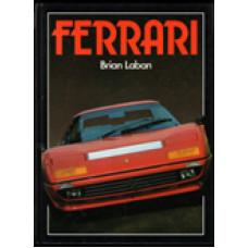 LABAN, BRIAN: Ferrari: Gamla och nya modeller. Engelsk text.