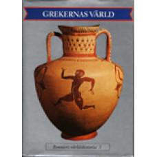 FURUHAGEN, HANS: Bonniers världshistoria 3: Grekernas värld