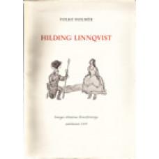 HOLMÉR, FOLKE: Hilding Linnqvist