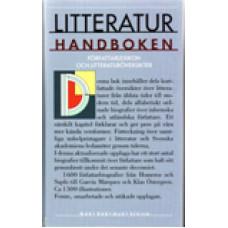 DAHLSTRÖM, BRITT red.: Litteraturhandboken