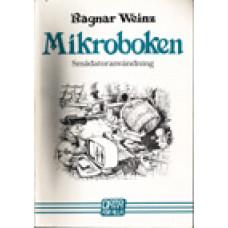WEINZ, RAGNAR: Mikroboken