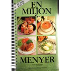 WACHTMEISTER, KERSTIN: En miljon menyer