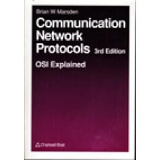 MARSDEN, BRIAN W.: Communication Network Protocols