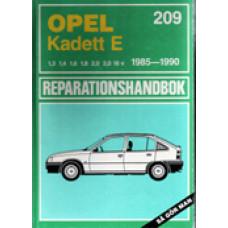 THORSELL, P.O.: Opel Kadett E 1985-1990