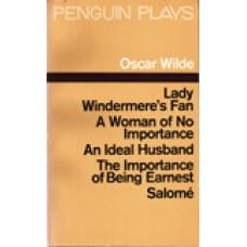 WILDE, OSCAR: Plays Oscar Wilde