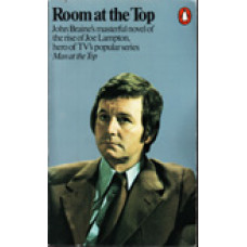 BRAINE, JOHN: Room at the top